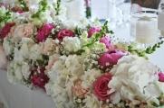 ozdoba weselna w pałacu 4
