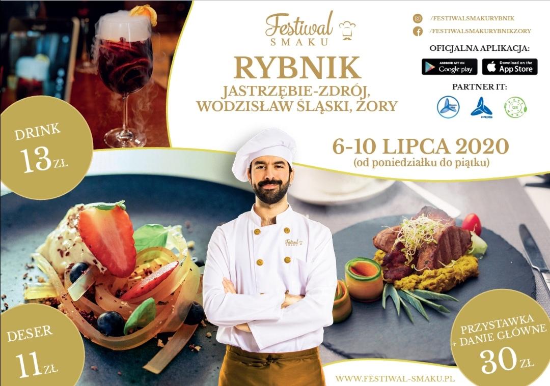 Festiwal smaku w Pałacu Borynia!